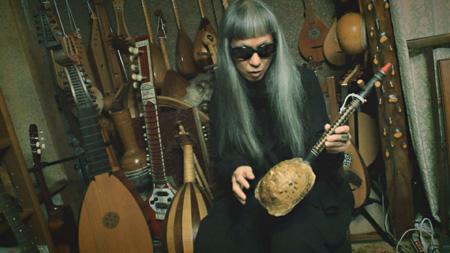『ドキュメント灰野敬二』©2012『ドキュメント灰野敬二』製作委員会