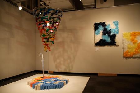 来たれ!未来のクリエーター 桑沢学園のアート&デザイン展