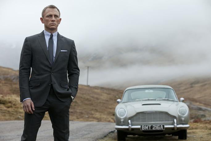 ビンテージモデルの蘇生―『007 スカイフォール』とアデルが企む、英国ポップカルチャーの全力投入