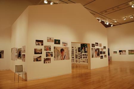 展示風景『能登』2004−2013年、『じいちゃんさま』1998-2013年