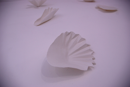 『Making Porcelain With an ORIGAMI』