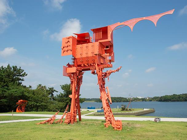 50年の歴史を誇る、日本現存最古の野外彫刻展『UBEビエンナーレ』ってなんだ?