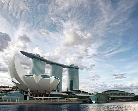 Photo courtesy of Marina Bay Sands