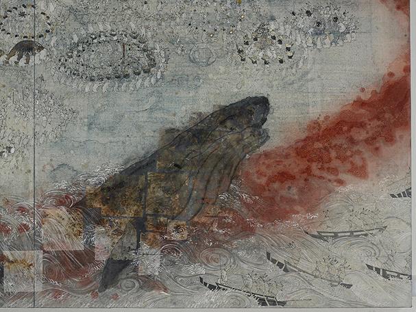 民俗学とアートのハイブリッドで、若手作家の登竜門を叩いたアーティスト田中望の挑戦
