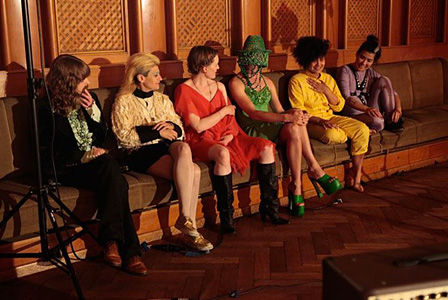 『To Valerie Solanas and Marilyn Monroe in Recognition of their Desperation』 ©International Film Festival Rotterdam