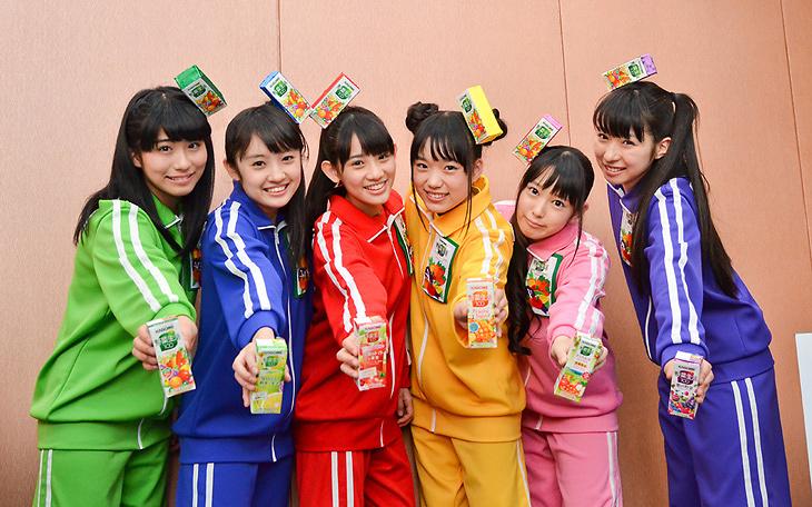 AKB48に早見あかり、チームしゃちほこ アイドル文化を的確に理解したカゴメ企業PRの妙