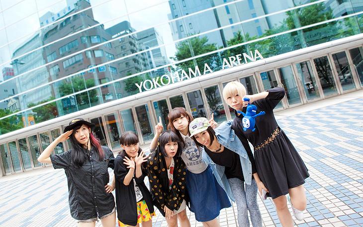 アイドル現象の臨界点へ、BiSが横浜アリーナで最後の時を迎える