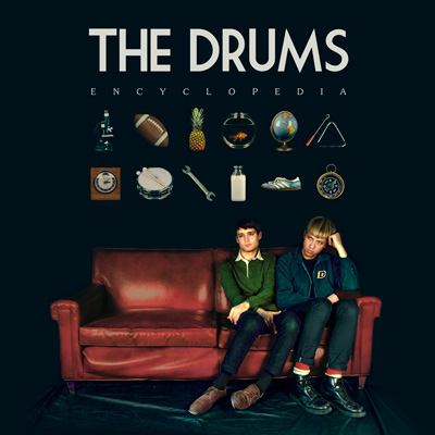 The Drums『Encyclopedia』ジャケット