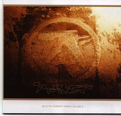 Aphex Twin『Selected Ambient Works Volume II』ジャケット