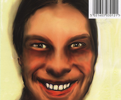 Aphex Twin『...I Care Because You Do』ジャケット