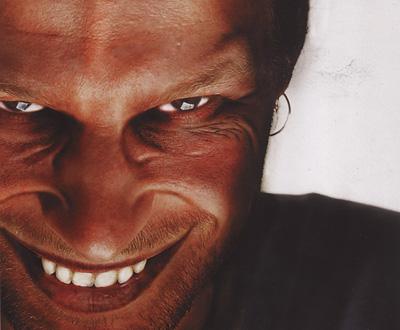 Aphex Twin『Richard D. James Album』ジャケット