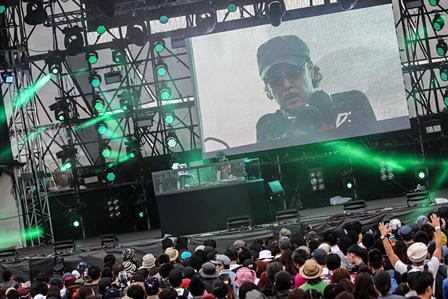 DJ KRUSH(撮影:Masato Yokoyama)