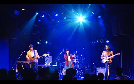 Shiggy Jr.ライブ風景