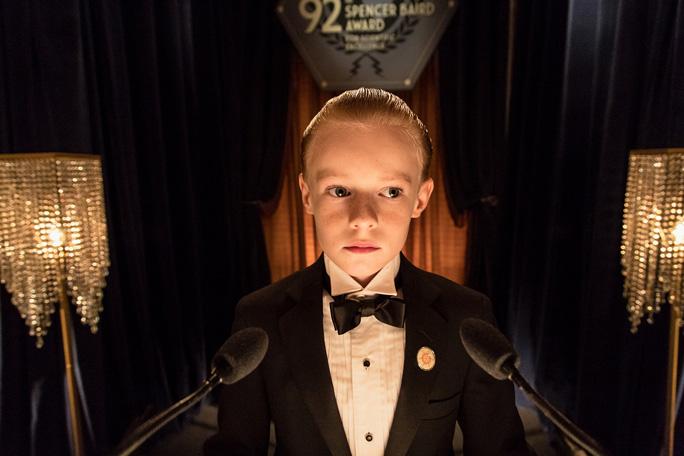 ジュネ監督の新作『天才スピヴェット』で主演に抜擢された少年は、本物の天才だった