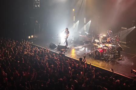 MANNISH BOYS『GO! GO! MANNISH BOYS!!! 2014ワンマンライブツアー!!!』2014年10月29日のZepp Tokyoより