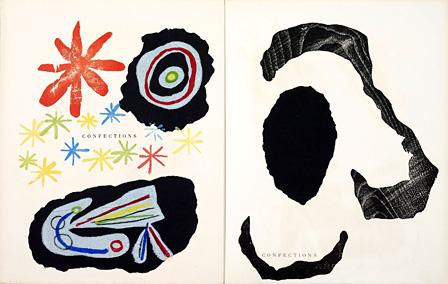 ジョアン・ミロ『あらゆる試みに』より ©Successió Miró-Adagp, Paris & JASPAR, Tokyo, 2015 E1434
