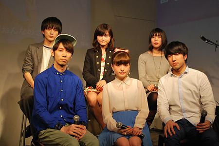 主演・森川葵の「可愛いさ」も話題に 映画『おんなのこきらい』公開記念イベントにふぇのたす出演