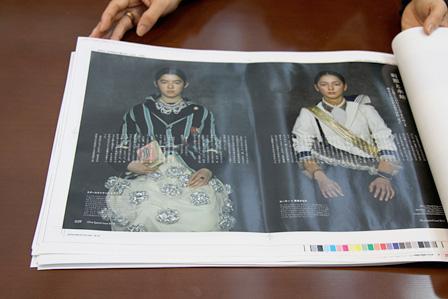 いちばん長く『オリーブ』に関わった大森伃佑子は「女の一生」を軸にしてページを作った