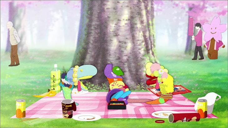 『めざましテレビ』放送中の『紙兎ロペ』監督による「謎のゆるアニメ」をBLから読み解く