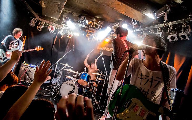 「狼煙を上げろ!」北海道在住・THE BOYS&GIRLSが見せたメジャーデビュー直前の覚悟