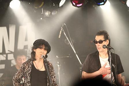 『鮎川誠 Presents 「シーナの日」#1 ~シーナに捧げるロックンロールの夜~』 撮影:積紫乃