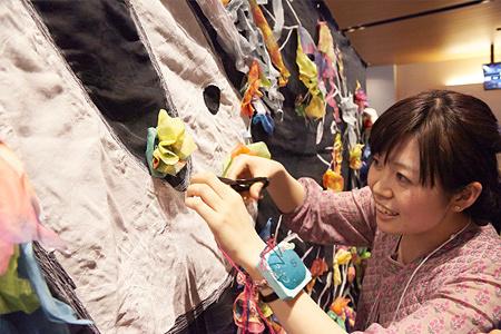 東京が沸騰した夜。『六本木アートナイト』で見えた、街中ワークショップの可能性