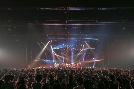 『GRAPEVINE Tour2015』 撮影:TAKU FUJII