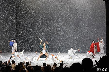 『NEWシネマ歌舞伎「三人吉三」』 ©松竹