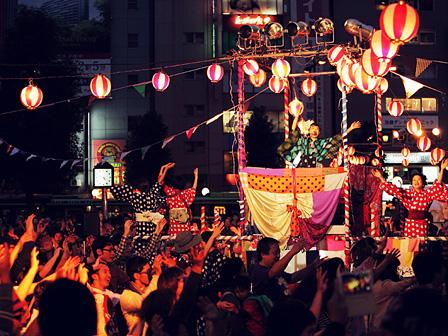 『F/T14』オープニングイベント『Festival Fukushima!』の様子 撮影:菊池良助