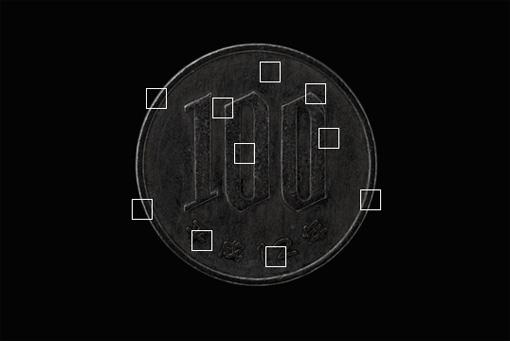 「現金顕微鏡」ウェブサイト