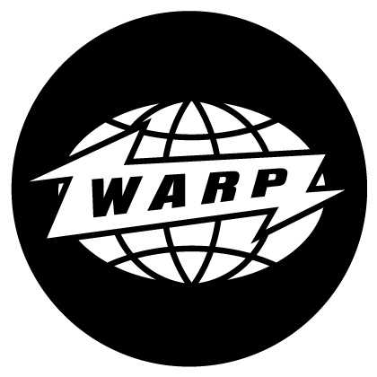 Warp Recordsロゴ