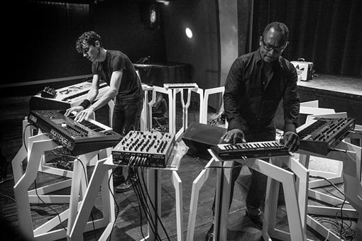 フランチェスコ・トリスターノ presents ピアノリグ featuring デリック・メイ