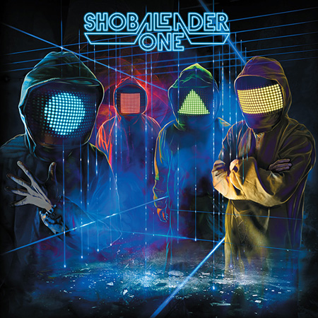 Shobaleader One『Elektrac』ジャケット