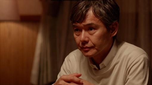 杏里がパパ活サイトで出会った45歳の男性・航。『パパ活』 ©エイベックス通信放送/フジテレビジョン