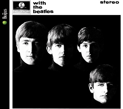 The Beatles『With the Beatles』ジャケット