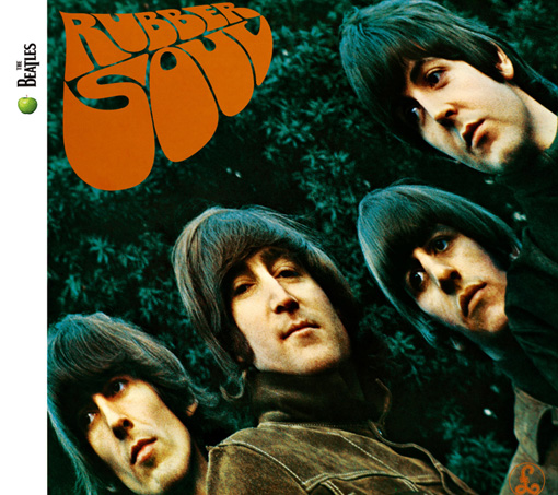The Beatles『Rubber Soul』ジャケット