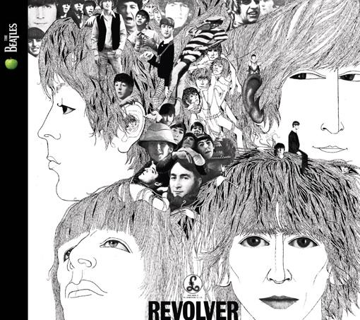 The Beatles『Revolver』ジャケット