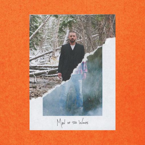 ジャスティン・ティンバーレイク『Man Of The Woods』ジャケット