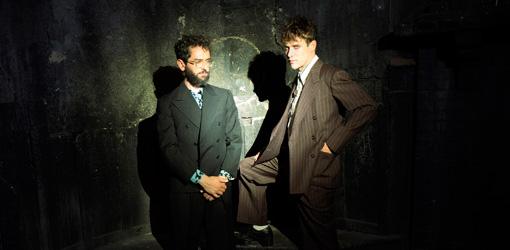MGMT(左から:ベン・ゴールドワッサー、アンドリュー・ヴァンウィンガーデン)