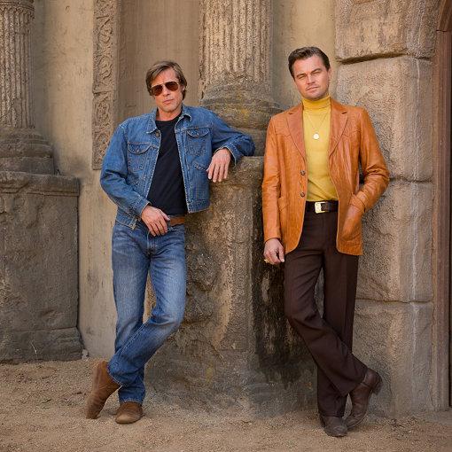 ハリウッドを代表する俳優二人の夢のような共演