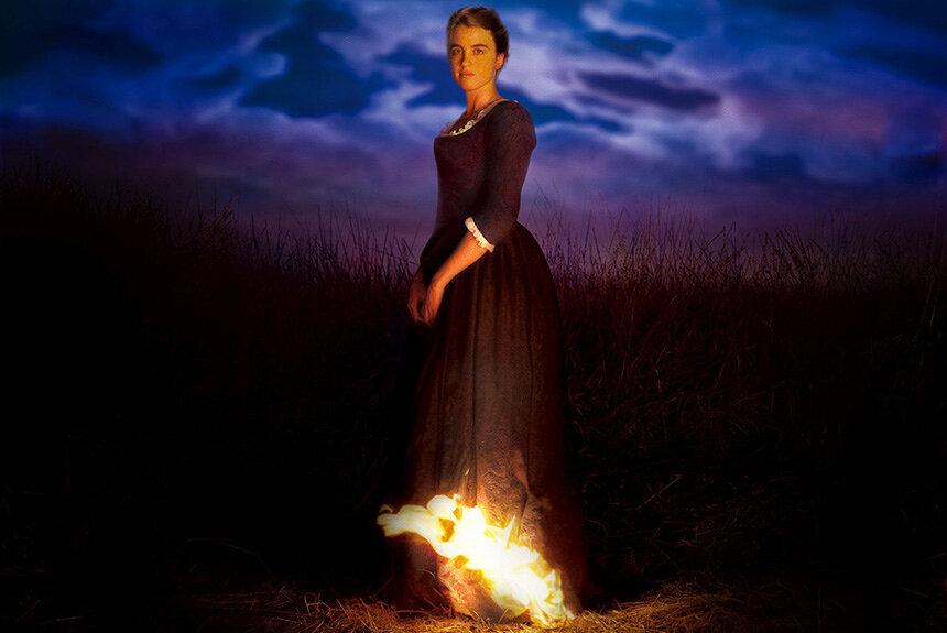『燃ゆる女の肖像』評 視線の交差で溶け出す関係、心を燃やす炎