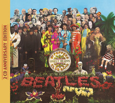 The Beatles『Sgt. Pepper's Lonely Hearts Club Band(Anniversary Edition)』