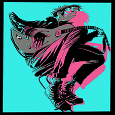 Gorillaz『The Now Now』