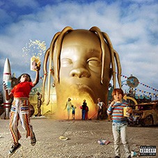 Travis Scott『ASTROWORLD』